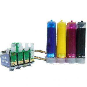 EPSON TX120 - Sistema de inyeccion tinta continua